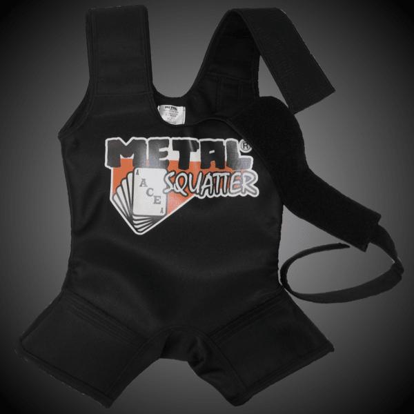METAL ACE squat suit