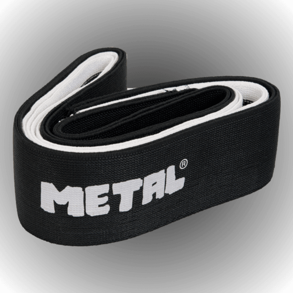 METAL MYSTICAL BLACK Knee Wraps (cena za pár)