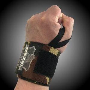 METAL Mystical Hard Camo Wrist Wraps 60 alebo 80cm